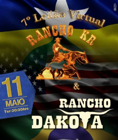 7 Leilao Virtual Rancho KR e Rancho Dakota