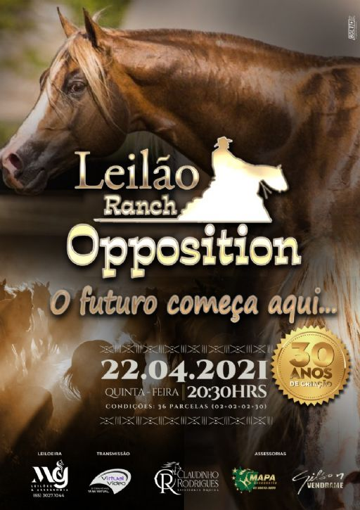 Leilao Virtual Ranch Opposition & Amigos